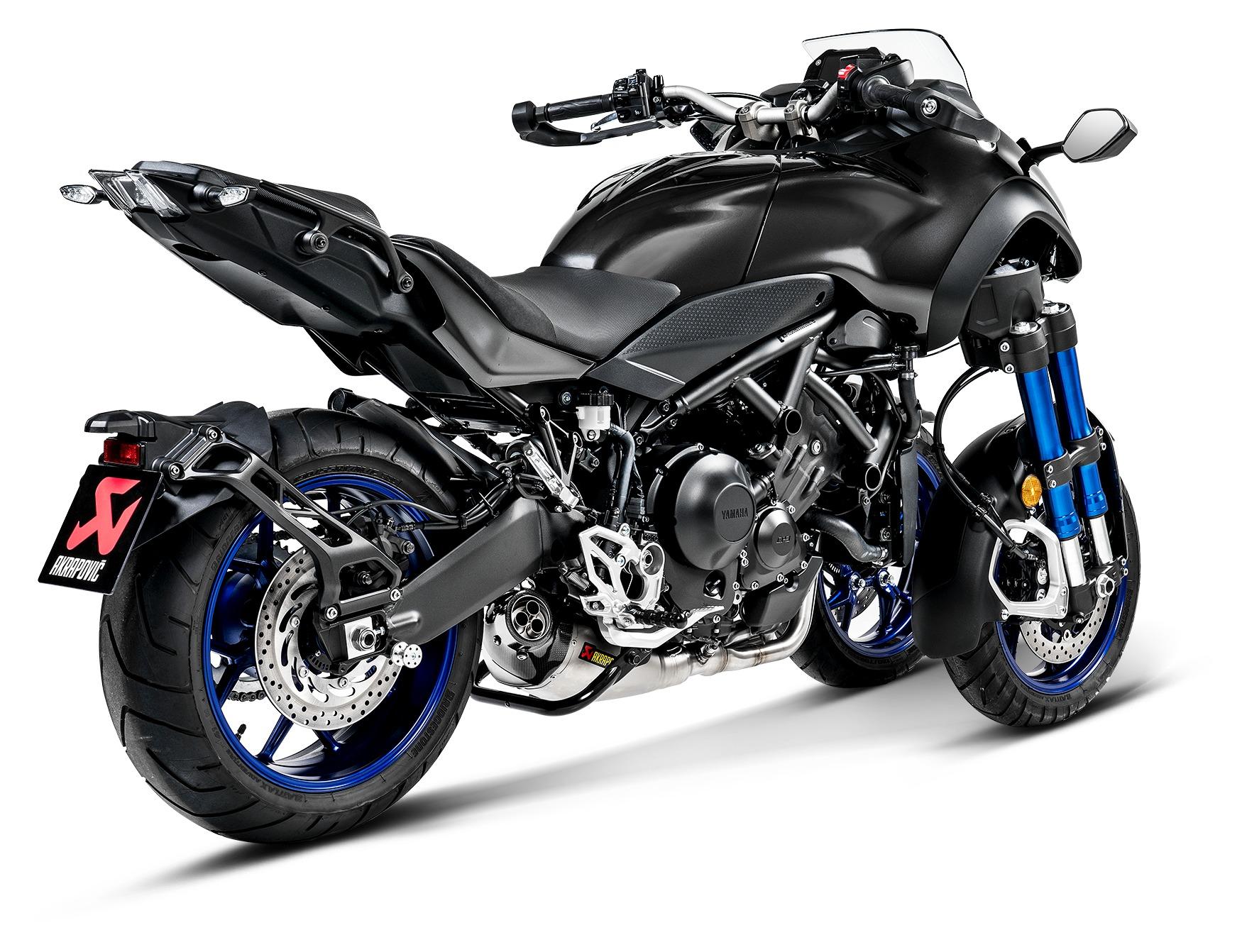 Akrapovic Racing Exhaust System Yamaha Niken 2019 10 12600