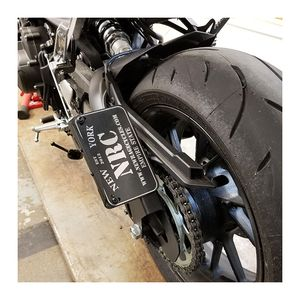 New Rage Cycles Fender Eliminator Yamaha FZ-09 / MT-09 2017-2019