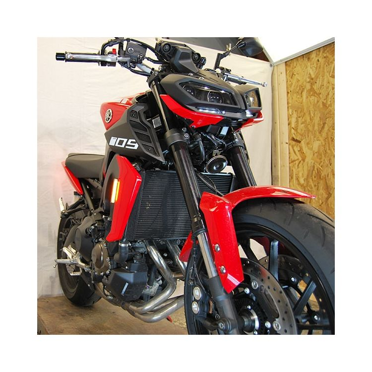 New Rage Cycles LED Front Turn Signals Yamaha FZ-09 / MT-09 2017-2019