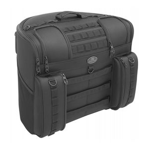 Saddlemen BR4100 Tactical Dresser Back Seat Bag