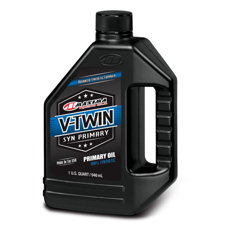 Maxima V-Twin Synthetic Primary Oil