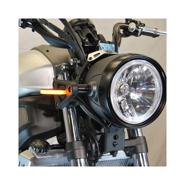 New Rage Cycles LED Front Turn Signals Yamaha XSR700 2018-2020