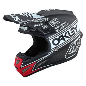 Troy Lee SE4 Team Edition 2 Carbon Helmet