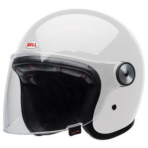 Bell Riot Helmet White