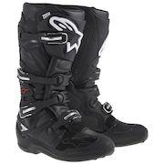 Alpinestars Tech 7 Boots-Yellow Flo//White//Blue//Cyan-11