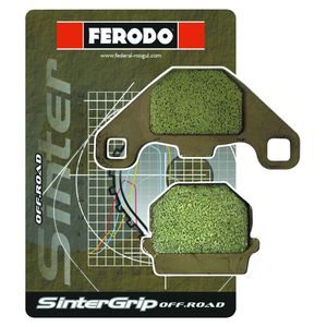 Ferodo FDB2165SG SinterGrip Rear Brake Pads