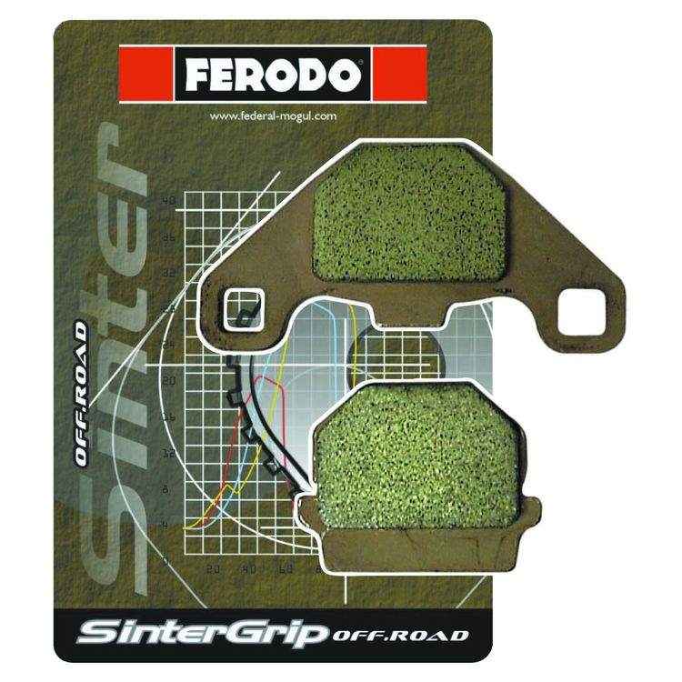 Ferodo FDB2197SG SinterGrip Rear Brake Pads