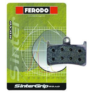 Ferodo FDB605ST SinterGrip Front Brake Pads