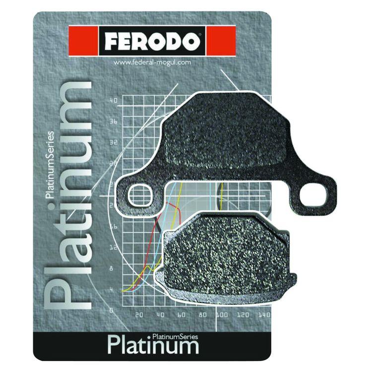 Ferodo FDB2049P Platinum Front Brake Pads