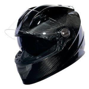 Sedici Strada Carbon Helmet Black / LG [Demo - Good]