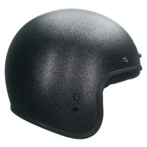 Bell Custom 500 Helmet - Black Flake (2XL)