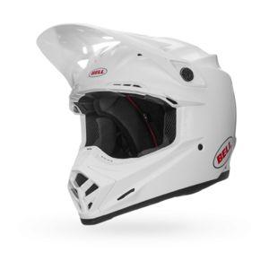 Bell Moto-9 MIPS Helmet - White (LG)
