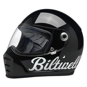 Biltwell Lane Splitter Factory Helmet