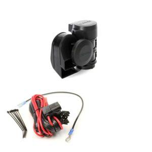Denali Soundbomb Compact Air Horn And Wiring Kit
