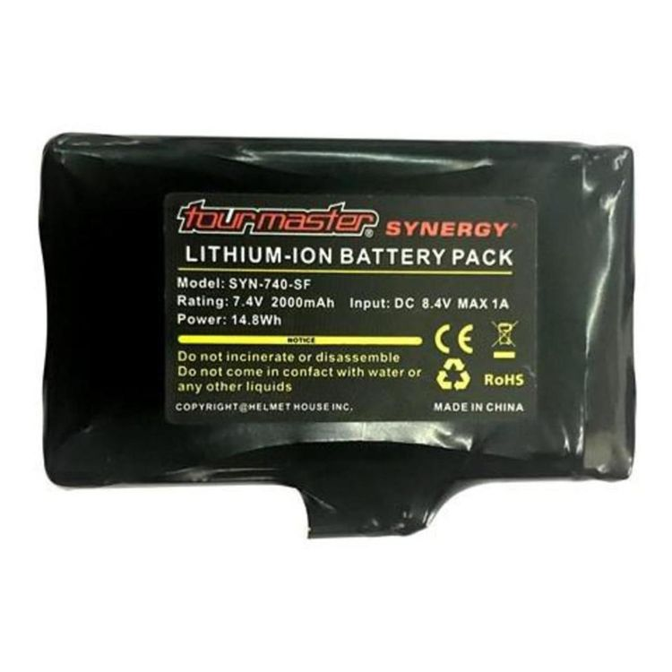 Tour Master 7.4V Synergy Glove Battery