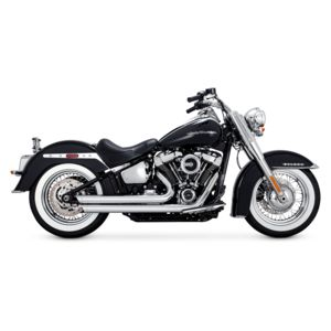 Vance & Hines Big Shots Staggered Exhaust For Harley Softail 2018-2019