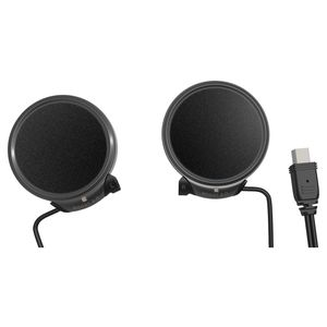 UCLEAR Boost 2.0 Speaker / Mic Kit For HBC And AMP Series
