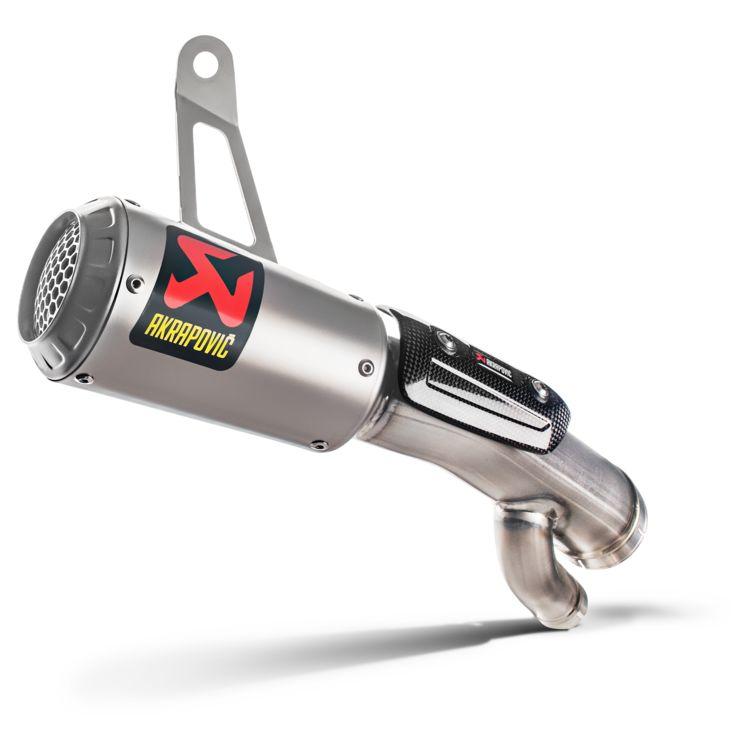 Akrapovic Gp Slip On Exhaust Bmw S1000rr 2017 2019