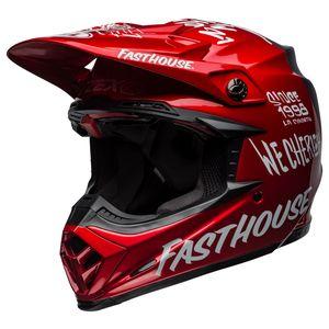 Bell Moto-9 Carbon Flex Fasthouse DITD Helmet