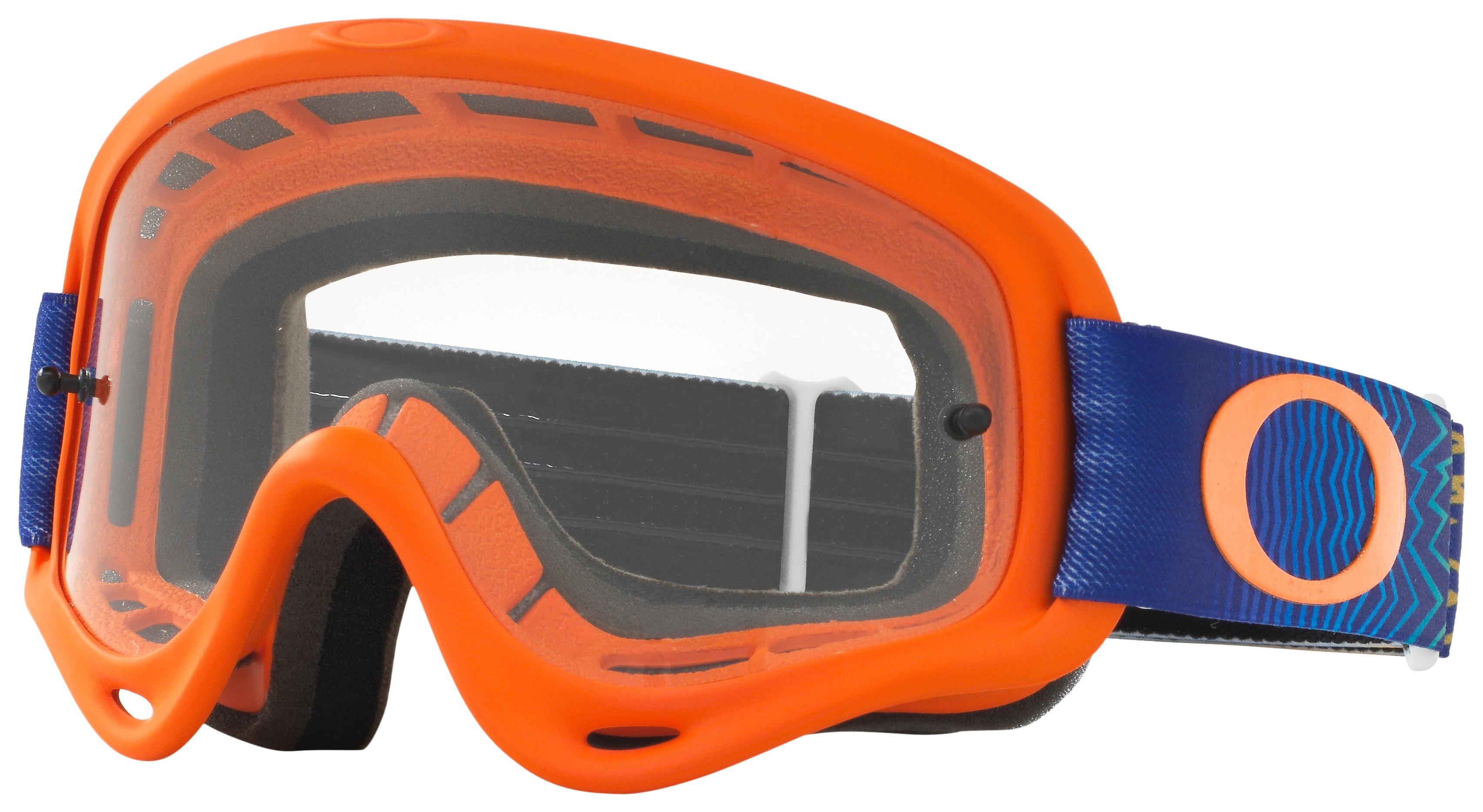 5e54f54d2b5 Oakley Youth XS O Frame MX Goggles - RevZilla