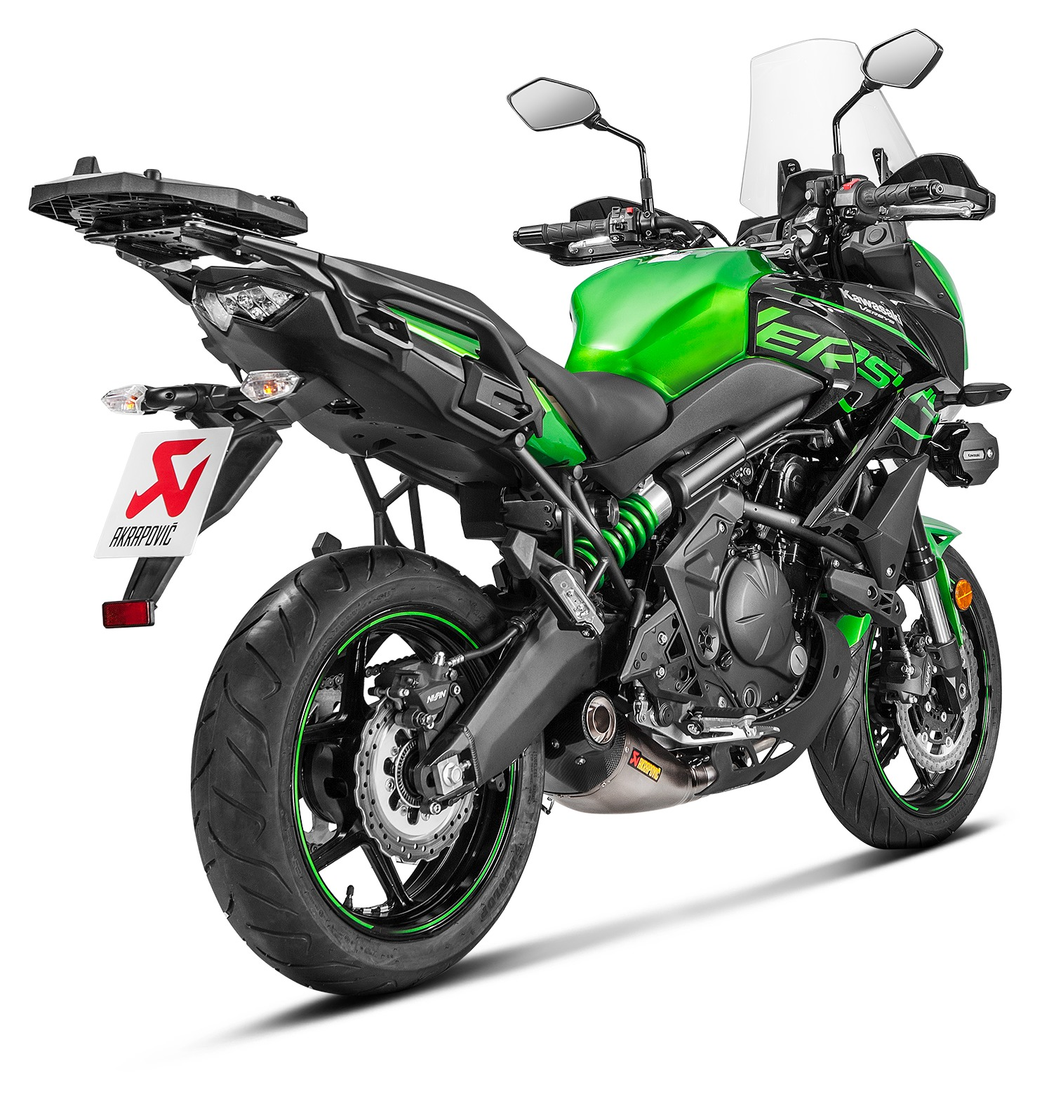 Kawasaki versys 650l