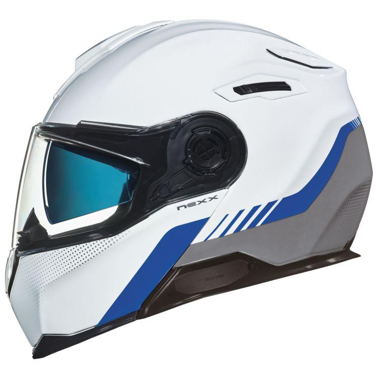 NEXX X-Com 2 X.Vilitur Motorcycle Helmet Hands Free Bluetooth Headset Intercom