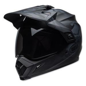 Bell MX-9 Adventure MIPS Stealth Camo Helmet