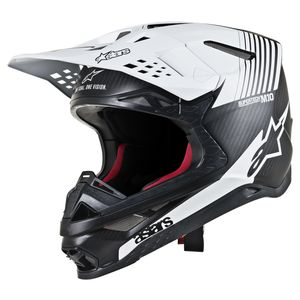 Alpinestars Supertech S-M10 Carbon Dyno Helmet