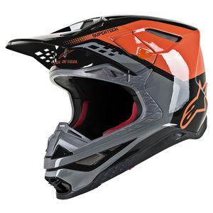 Alpinestars Supertech S-M8 Triple Helmet