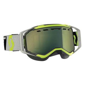 Scott Prospect Snowcross Goggles - Enhancer Chrome Lens