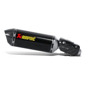 Akrapovic Homologated Slip-On Exhaust Kawasaki ZX6R / ZX636 2013-2018
