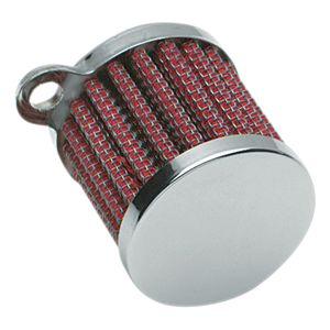 Drag Specialties Mini Crankcase Breather