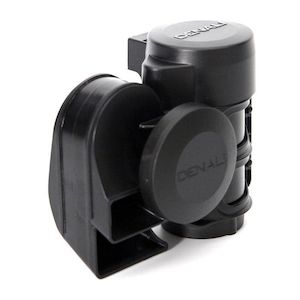 Denali Soundbomb Compact Air Horn Black [Previously Installed]