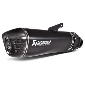 Akrapovic Slip-On Exhaust Kawasaki H2 SX 2018-2021