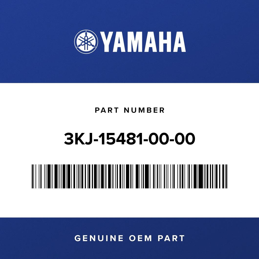 Yamaha 3KJ-15481-00-00 Bolt 1; 3KJ154810000 Made by Yamaha