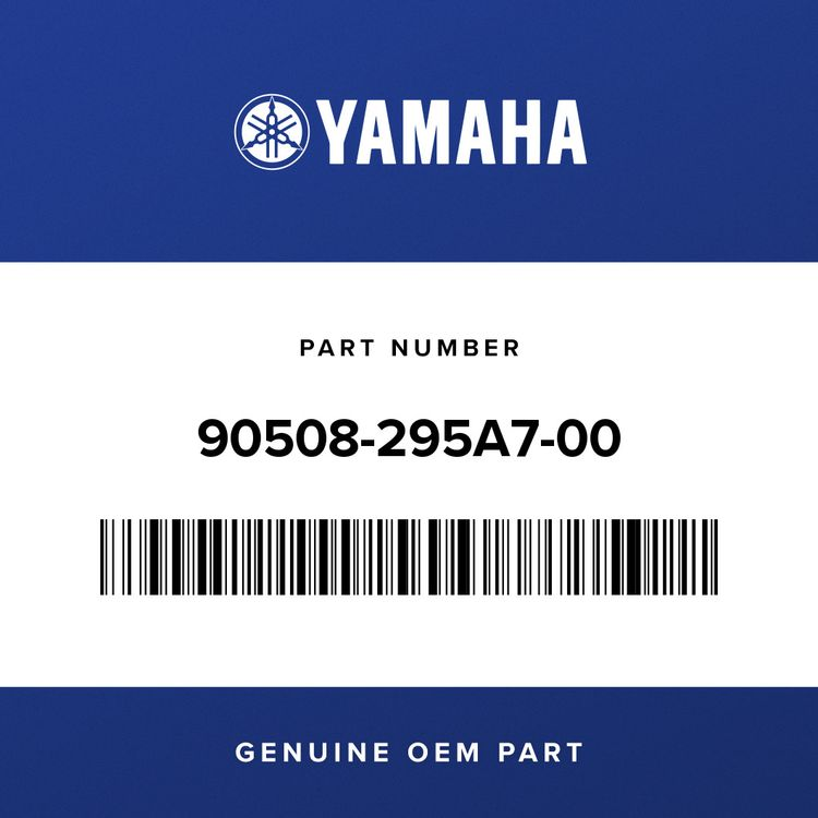 Yamaha SPRING, TORSION 90508-295A7-00
