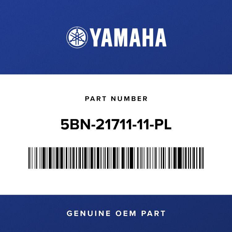 Yamaha COVER, SIDE 1 5BN-21711-11-PL
