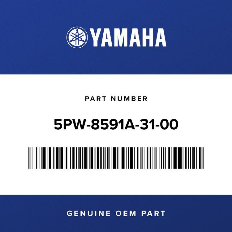 Yamaha ENGINE CONTROL UNIT ASSY 5PW-8591A-31-00