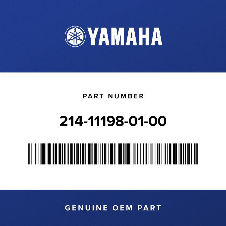 Yamaha GASKET 214-11198-01-00