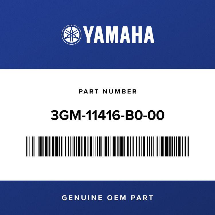 Yamaha PLANE BEARING, CRANKSHAFT 1 3GM-11416-B0-00