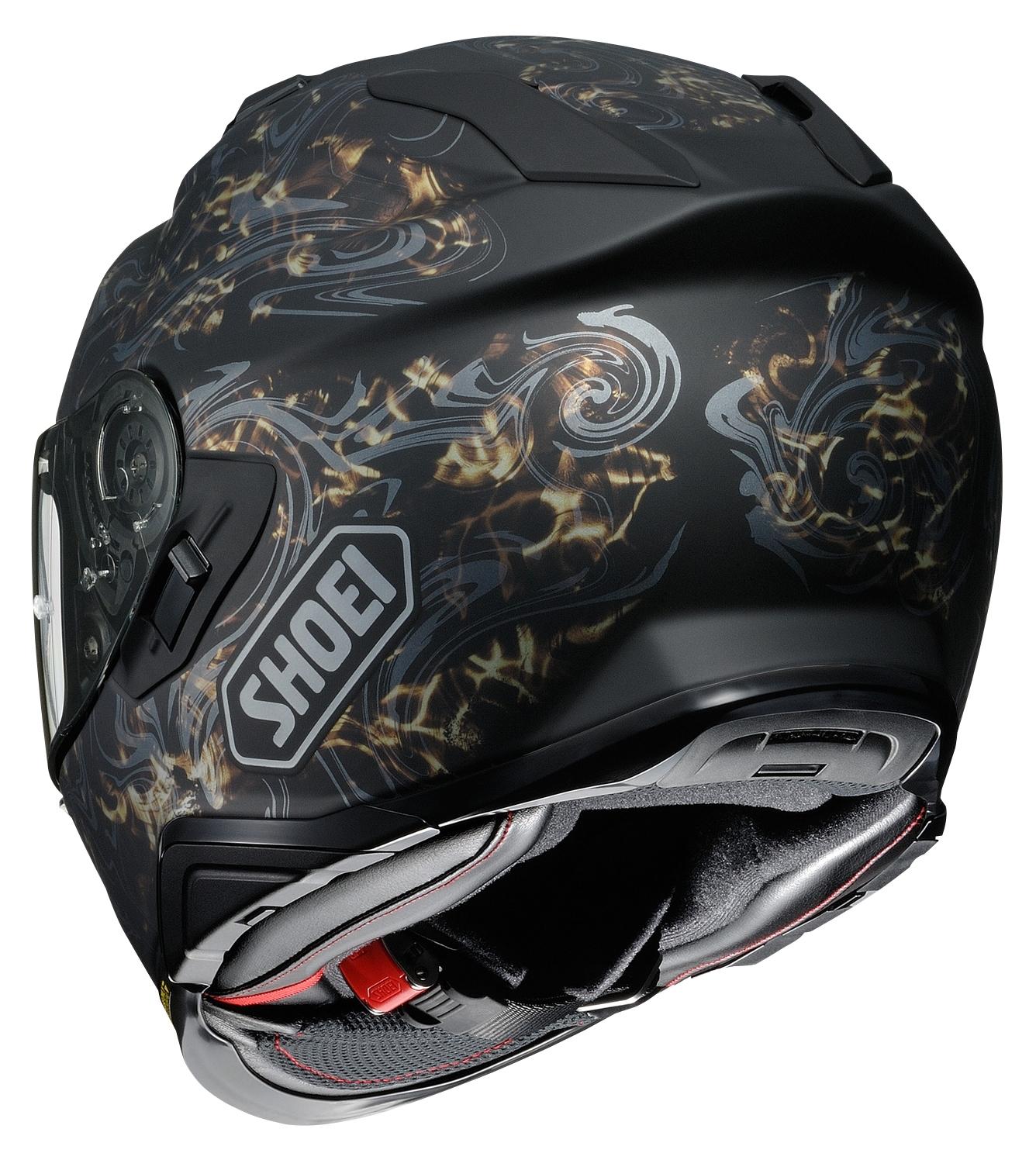 Shoei Gt Air >> Shoei Gt Air Ii Conjure Helmet
