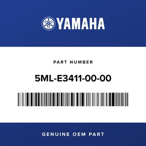Yamaha Oil Filter 5ML-E3411-00-00