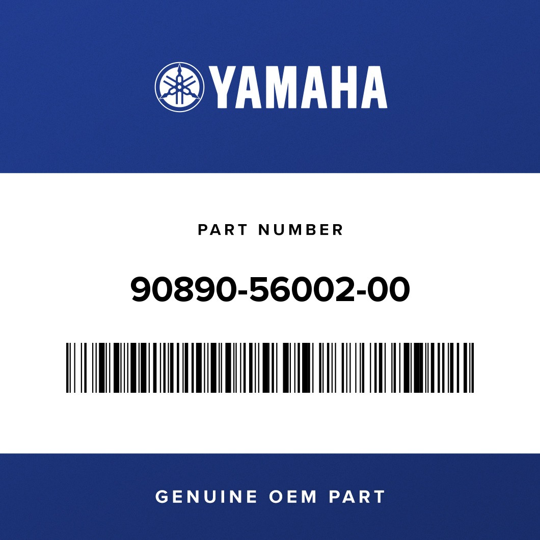 Yamaha 90890-56002-00 KEY BLANK B-TYPE
