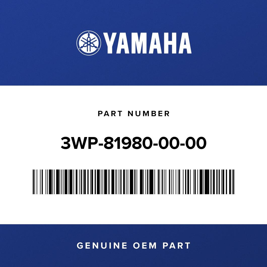 Yamaha OEM Part 3WP-81980-00-00