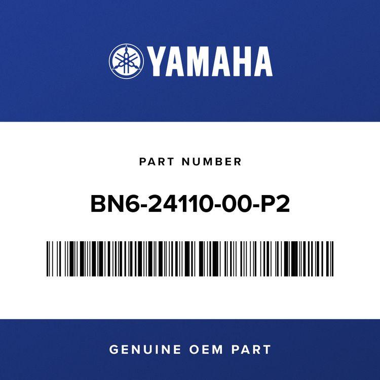 Yamaha FUEL TANK COMP. BN6-24110-00-P2