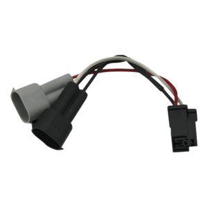 Custom Dynamics H4 Headlight Adapter For Harley Road King 2014-2019