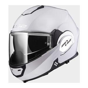 LS2 Valiant Helmet White / 3XL [Demo - Good]
