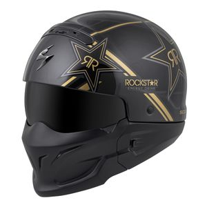 Scorpion EXO Covert Rockstar Helmet