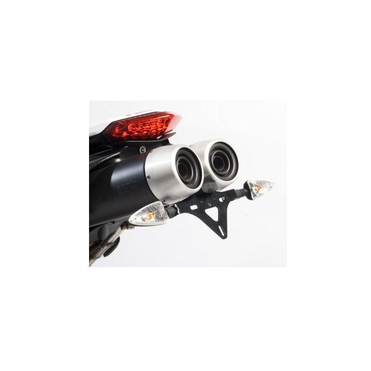 R&G Racing Fender Eliminator Ducati Hypermotard 796 / 1100 Black [Previously Installed]