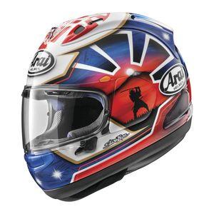 Arai Corsair X Pedrosa Samurai 2 Helmet
